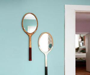 mirror, diy, and home image