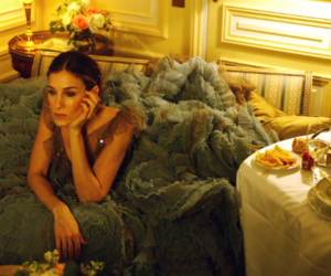 sex and the city, carriebradshaw, and beauty image