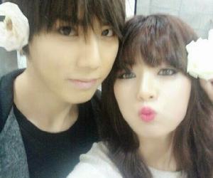 hyuna and hyunseung image