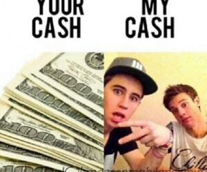 magcon, cash, and cameron dallas image