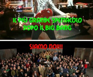 Jovanotti, big family, and supernatural image
