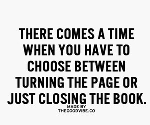 book, closing, and choice image