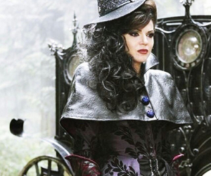 lana parrilla, once upon a time, and regina mills image
