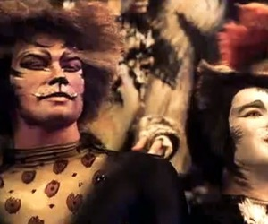 cats, musical, and john partridge image
