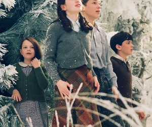 the chronicles of narnia and the witch & the wardrobe image