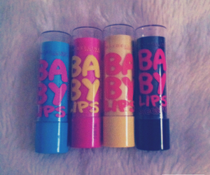 baby, lips, and love image
