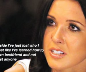 Audrina Patridge, quote, and the hills image