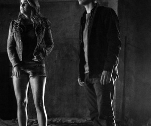 hale, shelley hennig, and teen wolf image