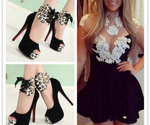 fashion, negro, and outfits image