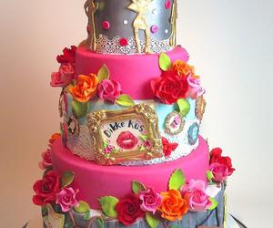 50, birthday, and birthday cake image