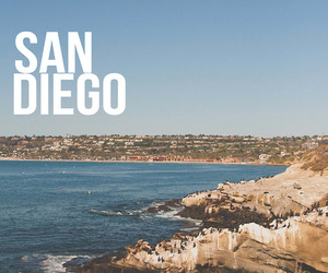 San Diego and summer image