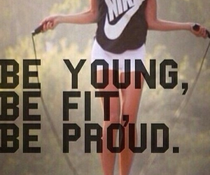 fit, fitness, and young image