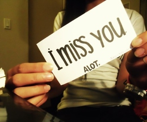 text, quote, and i miss you image