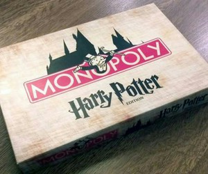 harry potter, monopoly, and game image