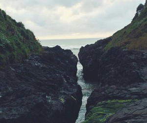 photography, nature, and ocean image
