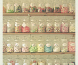 candy, sweet, and vintage image