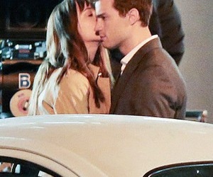 christian grey and fifty shades of grey image