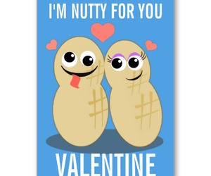 funny, greeting cards, and heart image