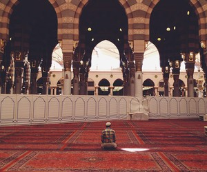 beautiful, islam, and mosque image