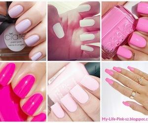 beautiful, color, and nail polish image