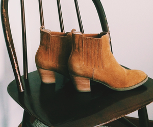 beautiful, brown, and boots image