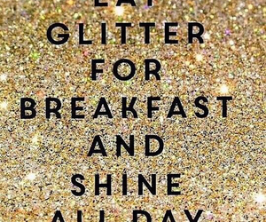 glitter, shine, and day image