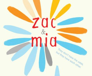 book, zac & mia, and a.j. betts image