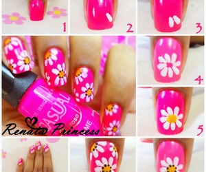 diy, tutorial, and flowers image