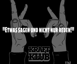 quote, kraftklub, and zitat image