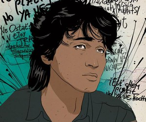 art, kino, and viktor tsoi image
