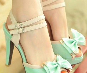 heels, shoes, and yes image