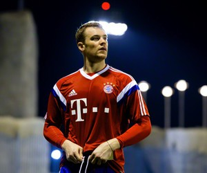 goalkeeper and manuel neuer image