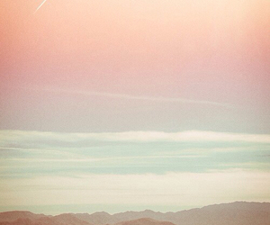 sky, desert, and nature image
