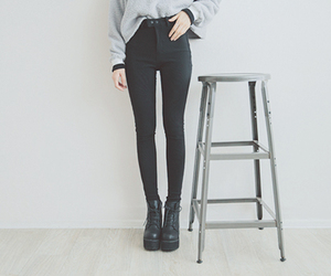 asian, outfit, and style image