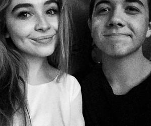 sabrina carpenter, Relationship, and bradley steven perry image