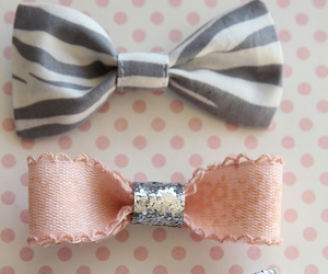 accessories, bows, and fashion image