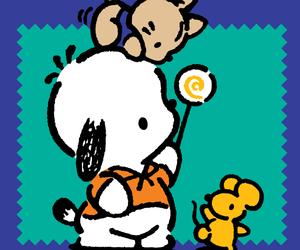 dog, kawaii, and pet image