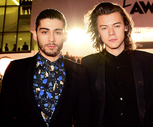 Harry Styles, zayn malik, and one direction image