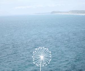 sea, gif, and blue image