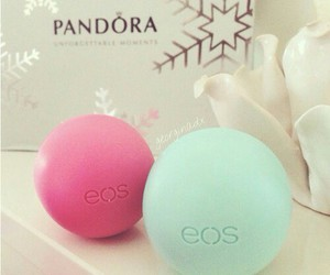 eos, love, and makeup image