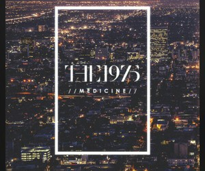 the 1975, medicine, and band image