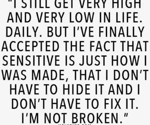 acceptance, high, and broken image
