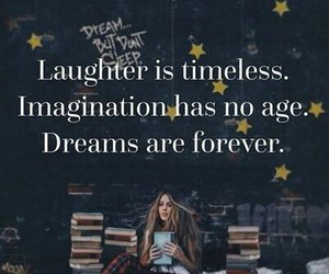 dreams, endless, and imagine image