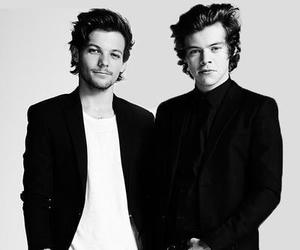 angels, louis, and larry stylinson image