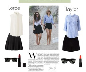 outfits, style, and Taylor Swift image