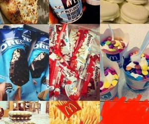 Collage, delicious, and luscious image