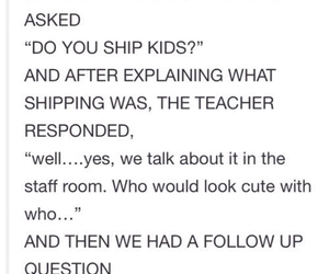 funny, school, and ship image