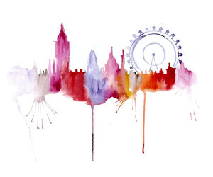 art, inspiration, and watercolour image