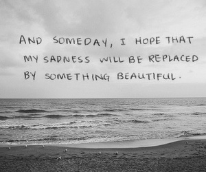 quotes, sadness, and beautiful image