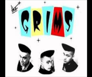 cyclone, the krewmen, and l.a. psychobilly band image